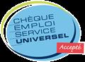 Logo du Chèque Emploi Service Universel - CESU
