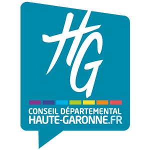 Logo du Conseil Départemental de la Haute-Garonne