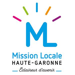 Logo de la Mission Locale de Haute-Garonne