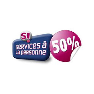 Logo des Services à la personne